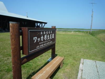 初夏の紋別は、まだ初春の様な気候でした?(^0^)サロマ湖編♪