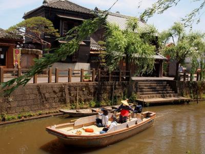 江戸の風情漂う佐原と千年の歴史を刻む成田山新勝寺   その1−佐原の町と香取神社