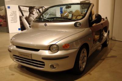 2015年 5年ぶりのドイツ⑩-1 イタリア・トリノ Centro Storico Fiat
