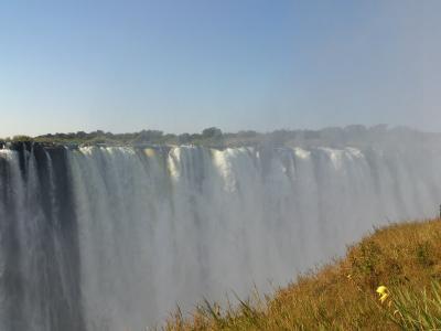 ビクトリアの滝を見たくて遠いアフリカ行ってきました(ザンビア編)