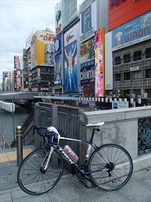 2015年06月 大阪周辺をサイクリンしてきました。