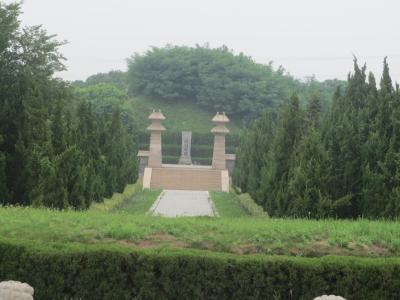 揚州、江蘇省 2 (隋煬帝陵~漢王博物館~何園~古運河~鎮江)