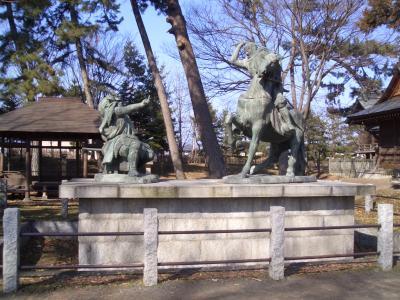 長野市・篠ノ井(川中島・松代城・善光寺)