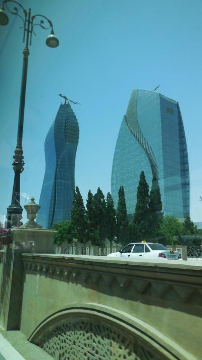 コーカサス三国(アゼルバイジャン)