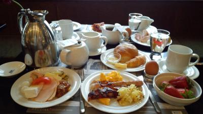 オーストリアの朝食をくらべてみました!