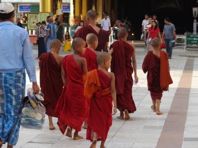 東南アジアバックパッカーの旅☆ Yangon day3