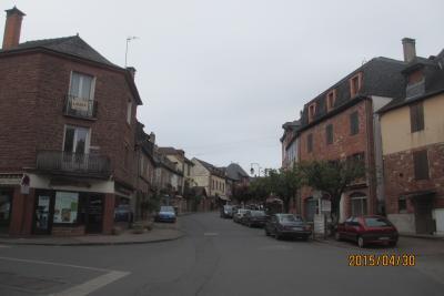 メサック フランスの美しい村を訪ねる旅 No10