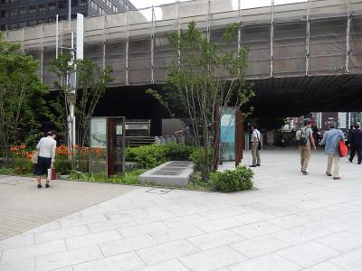 鎌倉橋付近の風景
