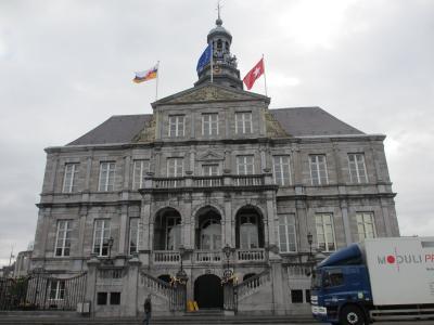 2015年 ベネルクスの旅 その22 オランダ・マーストリヒト 市庁舎、聖セルファース教会などの見学