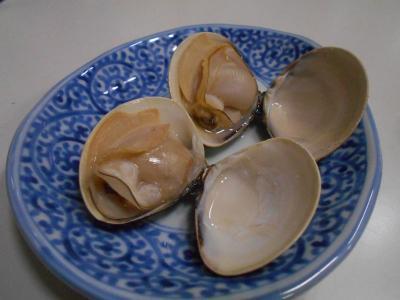 """たまには「ベタ」な郷土料理1412 「ハマグリ料理 """"貝新フーズ""""」   ~桑名・三重~"""