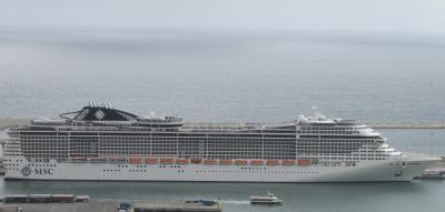 2013年 MSCプレチオーサで行く西地中海クルーズ♪  ナポリ  アマルフィ(その4)