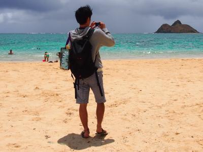 初ハワイ旅行①