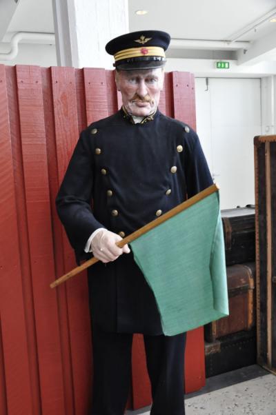 デンマーク鉄道博物館を訪ねて(1)