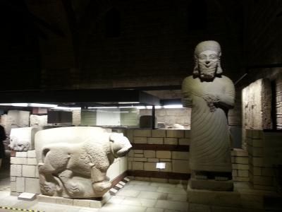再訪アナトリア文明博物館