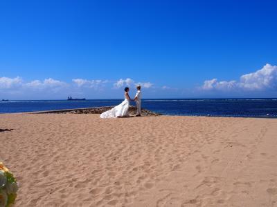 娘の挙式 in Bali☆(2)コンラッドバリ♪インフィニティチャペルで挙式&散策・アヤナリゾート&スパにチェックイン・リンバジンバラン「ユニーク」