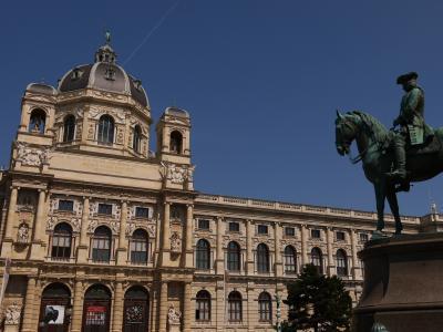 2015年オーストリア旅行~ウィーン編①(自然史博物館・軍事史博物館)