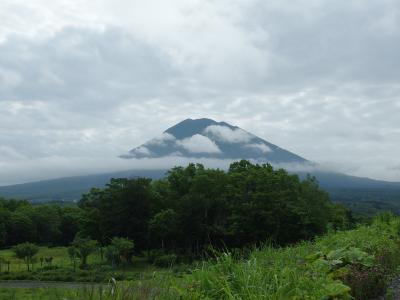 第3回ゆるゆるJr山旅@北海道② ~今年はひつじ年だから羊蹄山に登ろう~。