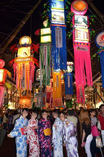第65回 湘南平塚七夕祭り  (2015年)