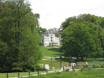 オランダの邸宅 Standsvilla Sonbeek邸