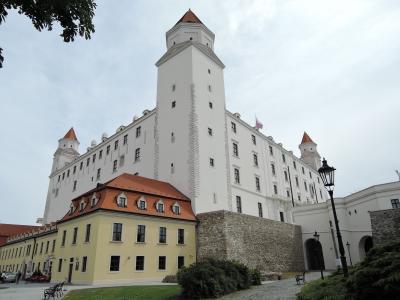 10日間のたっぷり中欧5か国周遊の旅(12) ブラチスラバ