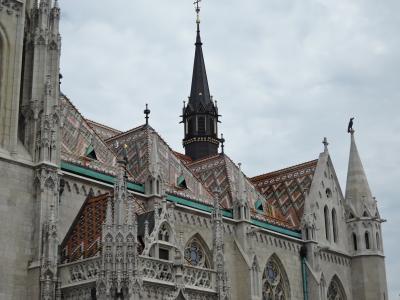 10日間のたっぷり中欧5か国周遊の旅(13) ブダペスト1