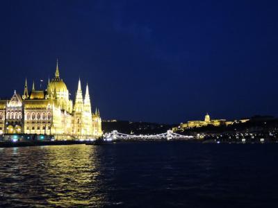10日間のたっぷり中欧5か国周遊の旅(15) ブダペスト最後の夜~帰国