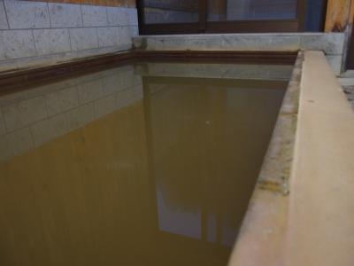 東北ボランティアの帰りに立ち寄ったいつもの追分温泉そして小滝鉱泉(小滝鉱泉編)