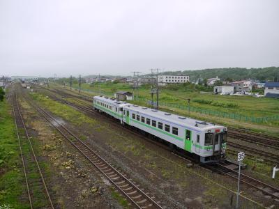 プチ鉄子の旅 北海道フリーパスで行く、初夏の北海道ぐるっと8Days ①名前に惹かれて長万部へ