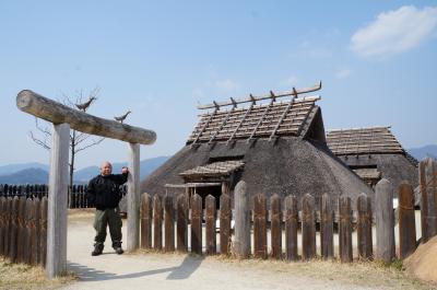2013九州縦断ツーリング【4】[筑後国 一宮]高良大社 と 吉野ヶ里遺跡