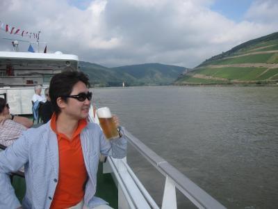 遥かなるライン河を巡る旅(リューデスハイム~ケルン)