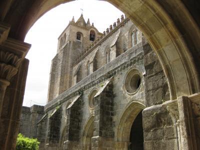 2015年 ポルトガルの旅 ⑪モンサラーシュ~エヴォラ