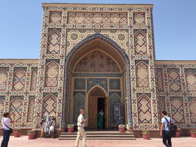 3:ウズベキスタン 最高!シャヒーズィンダ廟とウルグベク天文台