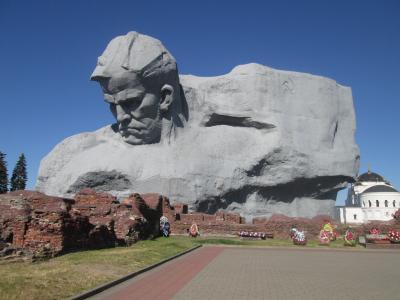ベラルーシの抵抗、ブレスト要塞