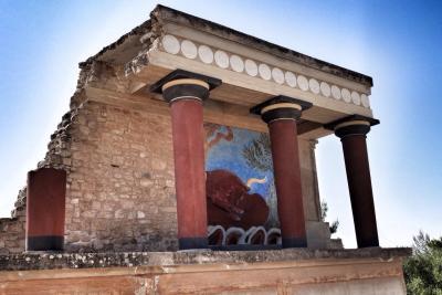 神話とモスクの世界へ(2)~ Crete