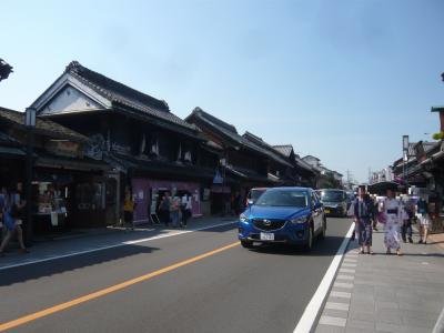 川越城行ってきました♪