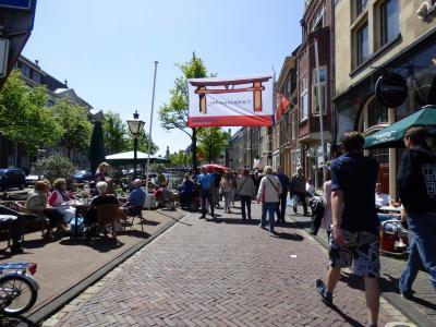 スター・アライアンス・周回の旅 今年の皮切りはオランダ 150524 五日目