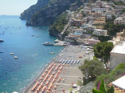個人手配・2015年6月 夫婦で行く南イタリア旅行06 (ポジターノ編)