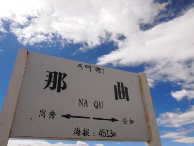 青蔵鉄道で行く チベット苦行ツアー(笑)