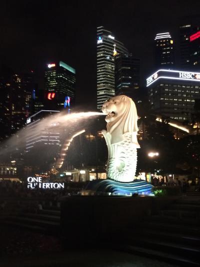 がっかりしない・・・楽しいシンガポール!