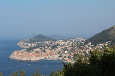 陽光きらめくイストラ半島をめぐるクロアチア・スロベニア9日間(アドリア海の真珠と言われているドブロヴニク編)