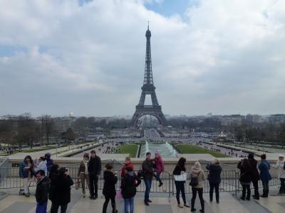2013春のパリ2泊3日