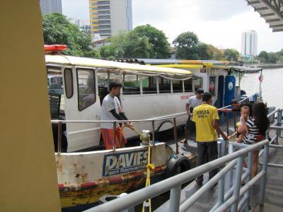 2015年 7月 フィリピン マニラ(4) パッシグリバーフェリー