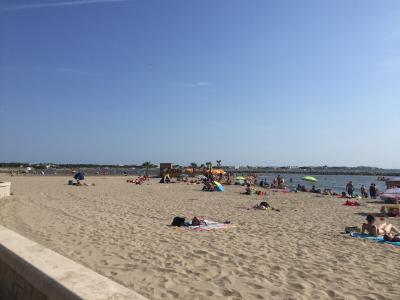 南仏ビーチ