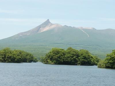 函館からの日帰りドライブ大沼公園、島を散策そして遊覧船♪