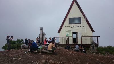 2015.7.11 氷ノ山登山  ~福定親水公園-氷ノ山越え経由~