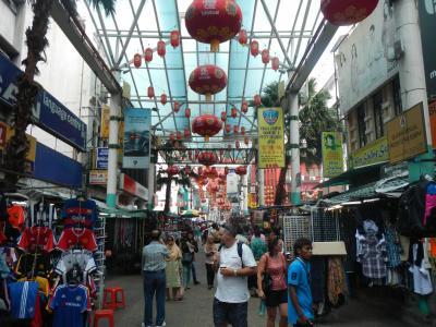 陸路で行くベトナム、カンボジア、タイ、マレーシアの旅 クアラルンプール編