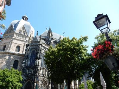 Aachen 街歩き