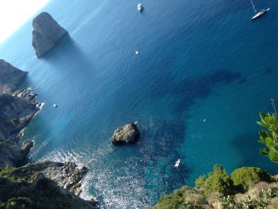 イタリア旅行 ローマ~カプリ島~アマルフィ~フィレンツェ~ミラノ