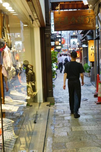 大好きな大阪へ2015年梅雨 三世代で なんばグランド花月 & 新世界 満喫した旅 Vol.1 なんばグランド花月 銀扇 【2015年6月27日~2015年6月28日】