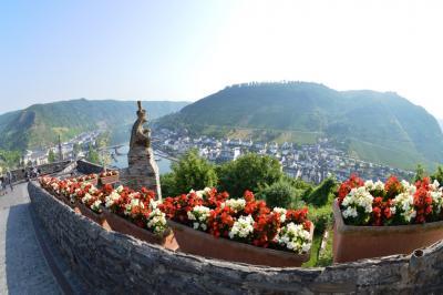 オスナブルックから中世の街Cochemへ